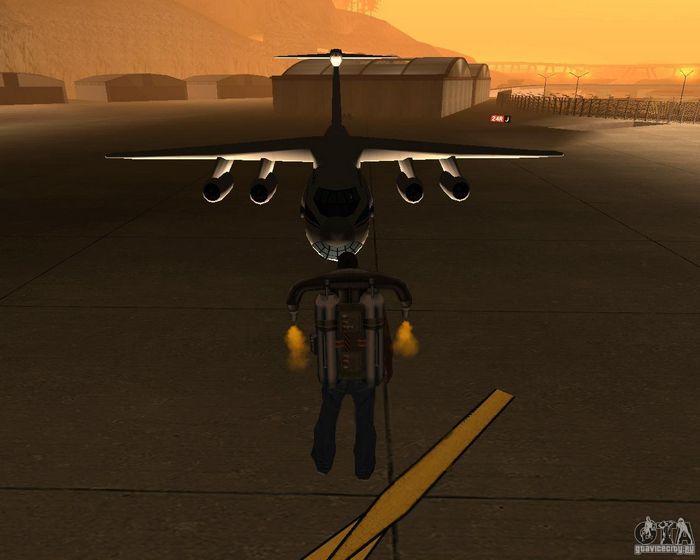 Авиакатастрофа ил-76тд в районе мванзы. 2005