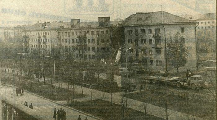 Авиакатастрофа як-40 в новгороде. 1975