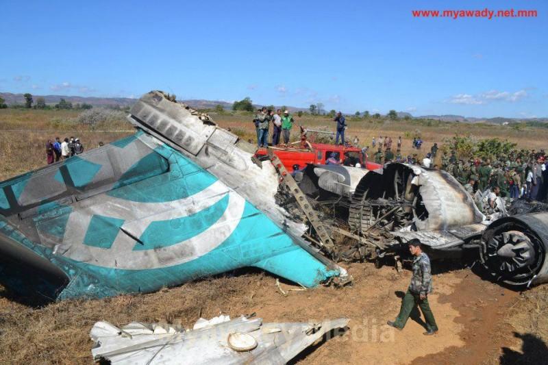 Авиакатастрофа л-410 на курильских островах. 1992