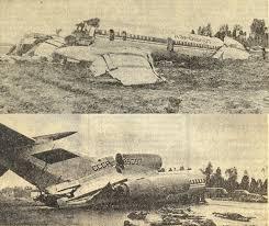 Авиакатастрофа ту-154б-1 в аэропорта пулково. 1991
