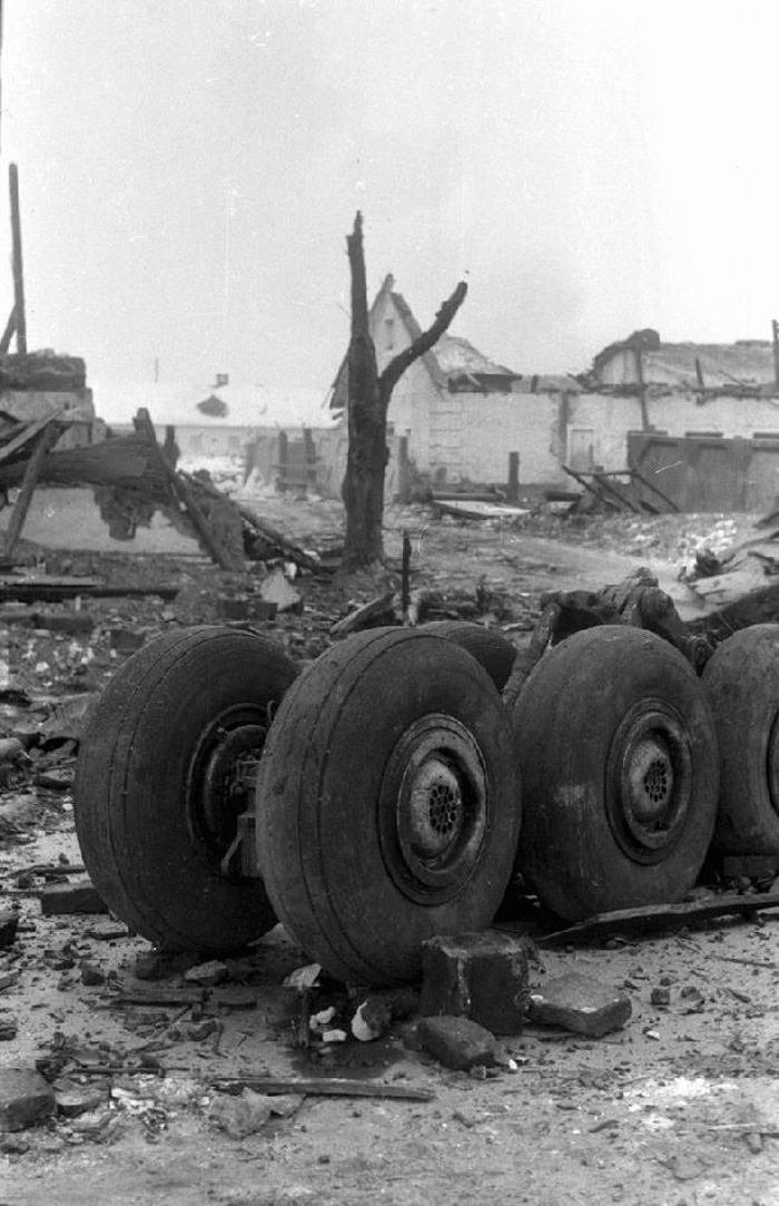 Авиакатастрофа ту-154м в районе иркутска. 1994