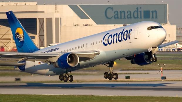 Авиакомпания condor airlines. de. cfg. официальный сайт. отзывы. фото. видео.