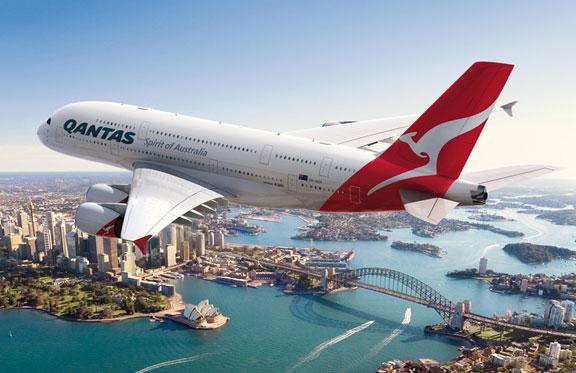 Авиакомпания qantas airways. qf. qfa. официальный сайт. отзывы.