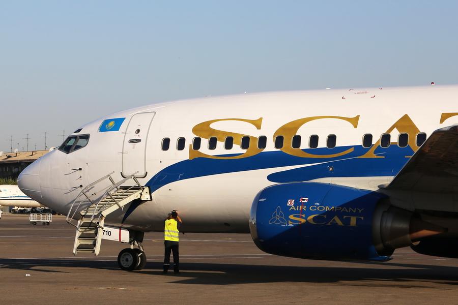 Авиакомпания скат (scat). dv. vsv. дн. официальный сайт.