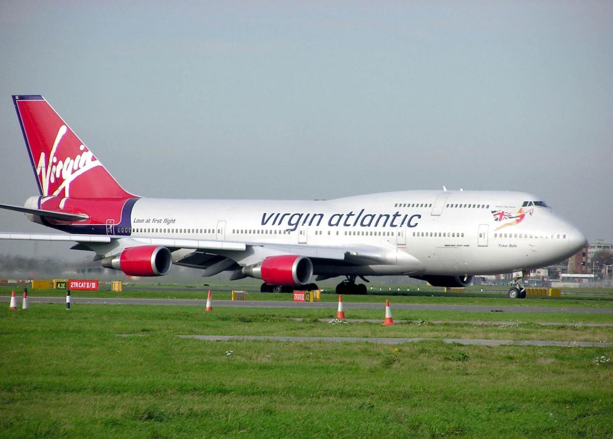 Авиакомпания virgin atlantic airways.vs. vir. официальный сайт. отзывы.