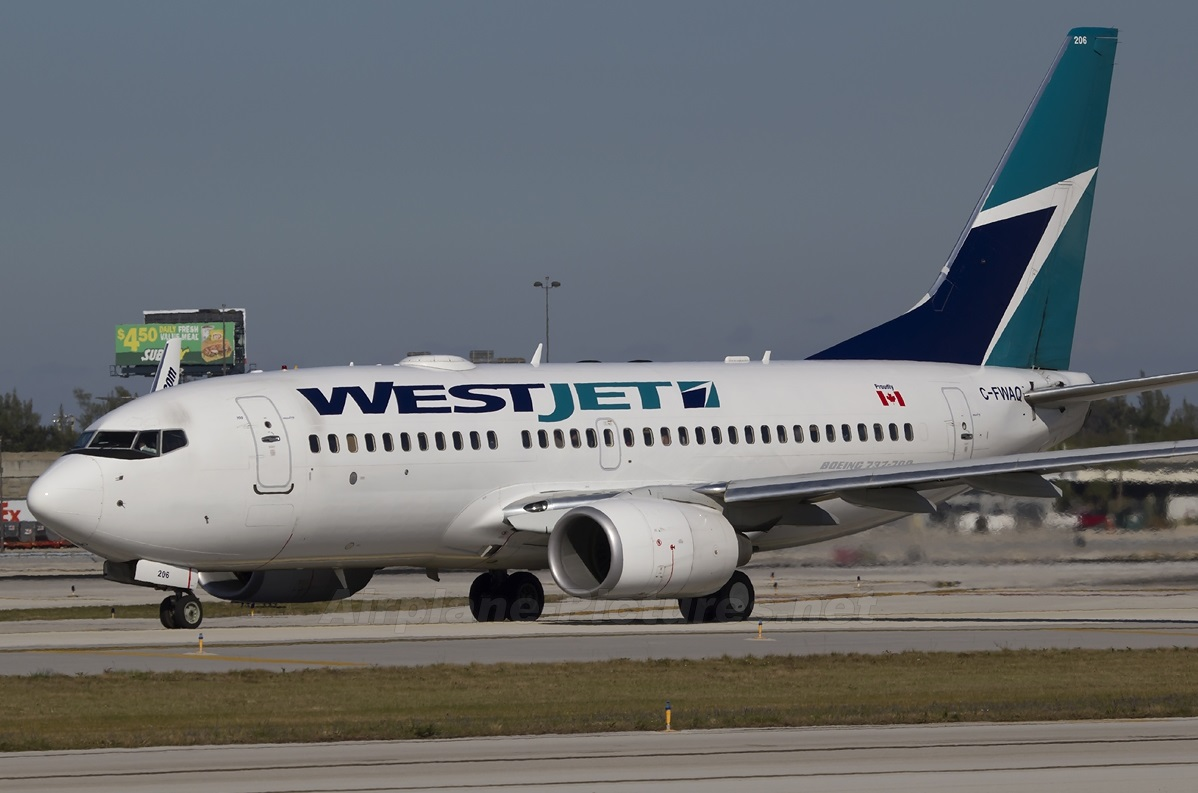 Авиакомпания westjet airlines. ws. wja. официальный сайт. отзывы.