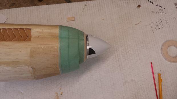 Авиамодель ч. 9. изготовление моторной части фюзеляжа