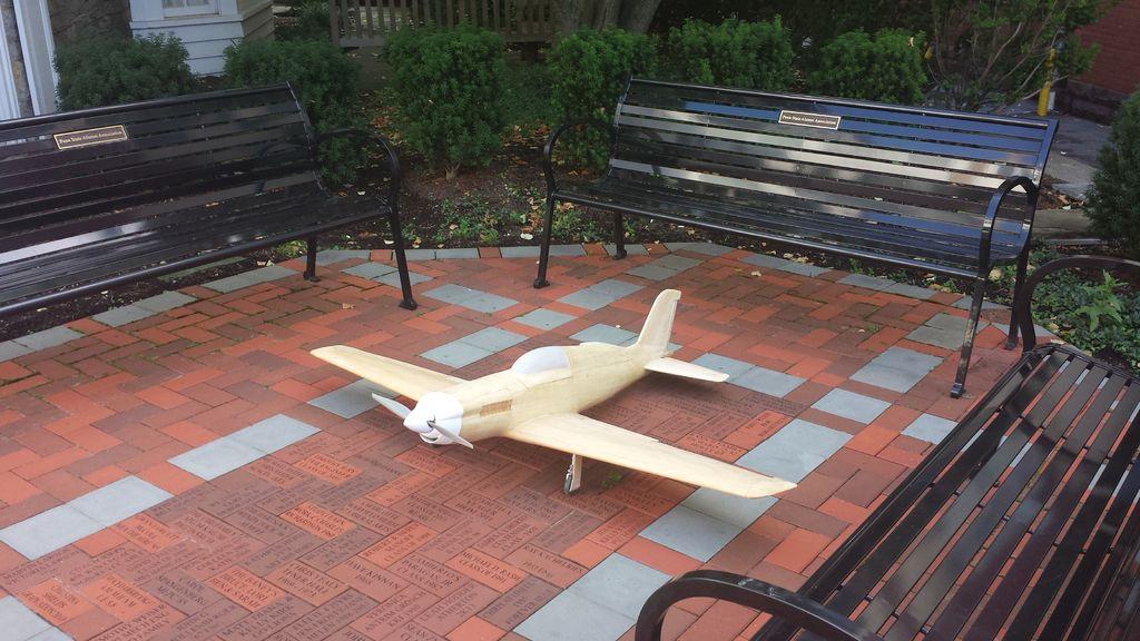 Авиамодель на радиоуправлении ч. 1. проектирование крыльев