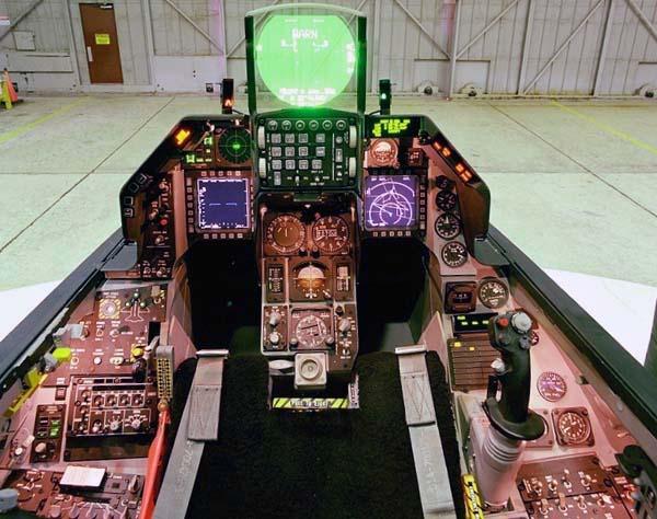 Авионика: дисплеи кабины