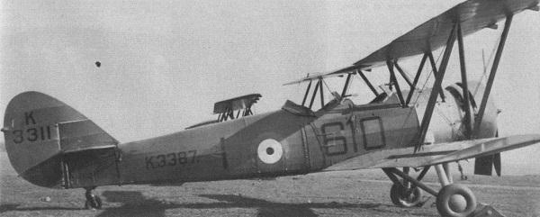 Avro 621 «тютор». фото. характеристики