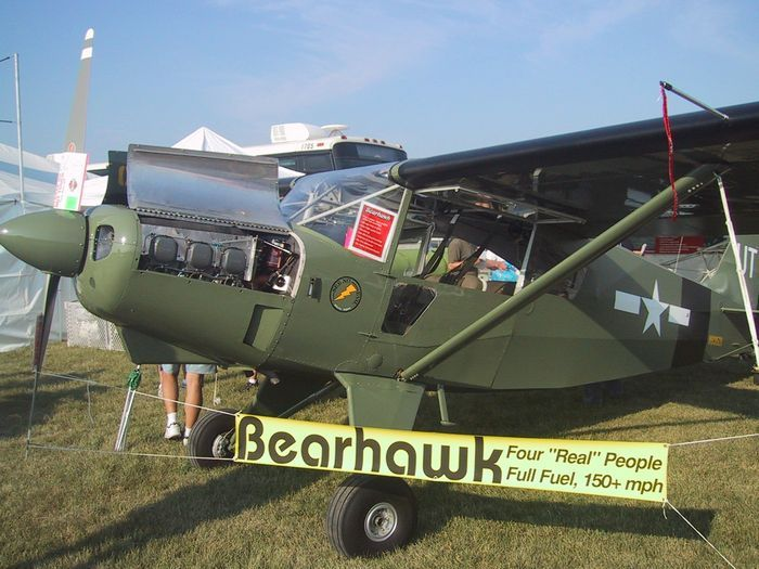 Barrows bearhawk patrol. технические характеристики. фото.
