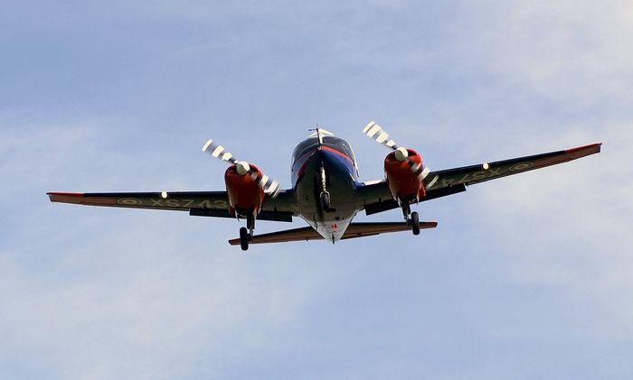 Beagle b.206. технические характеристики. фото.