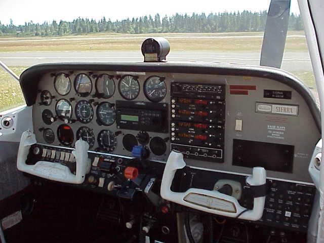 Beechcraft 24 sierra. фото. характеристики.
