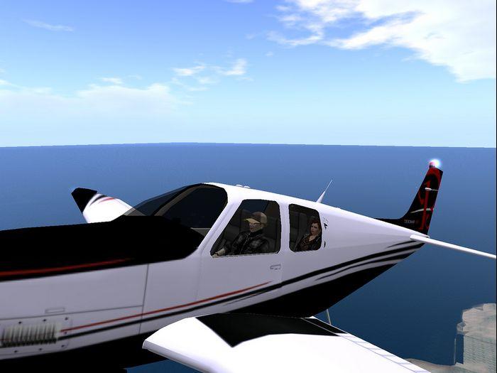 Beechcraft 33 debonair\bonanza. характеристики. модификации. фото.