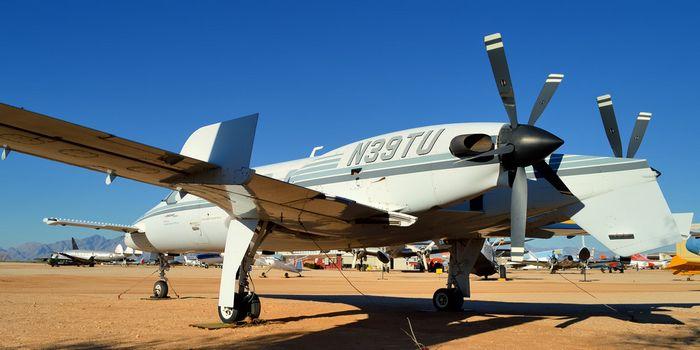 Beechcraft starship. технические характеристики. фото.