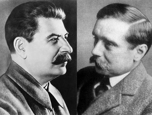 Беседа сталина с гербертом уэллсом 23 июля 1934 года