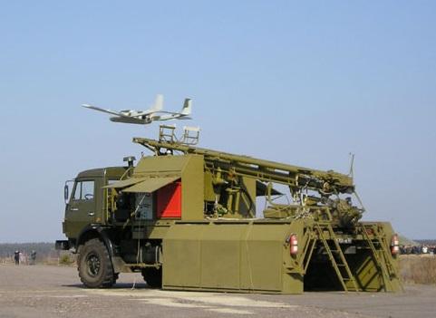 Беспилотный комплекс воздушной разведки «типчак».