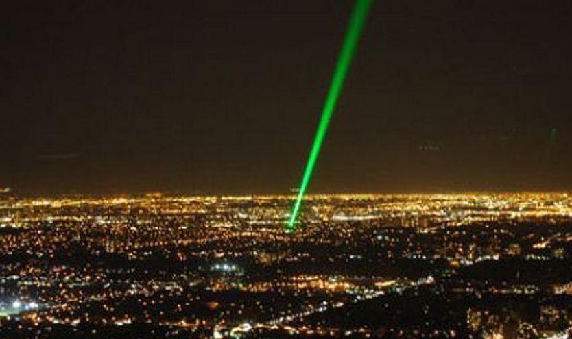 Безопасность полетов и лазерные хулиганы