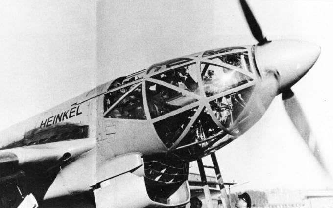 Благими намерениями вымощен путь в тупик. краткая история heinkel 119. германия