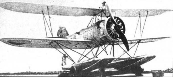 Ближний корабельный разведчик aichi тип 90-1 (e3a1)