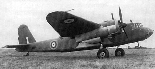 Блэкберн b-26 «бота»