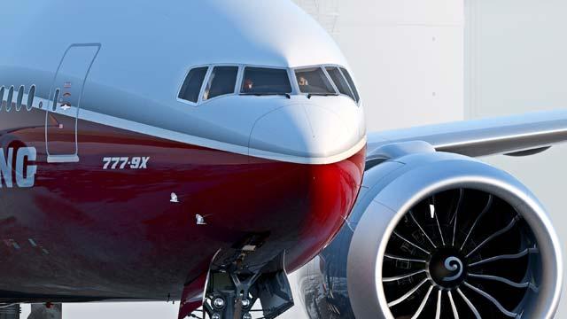 Boeing на парижском авиасалоне: программы разработки гражданских самолётов