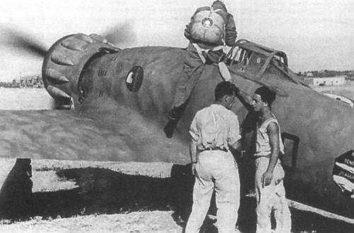 Боевые действия итальянских ввс на мальте во второй мировой войне