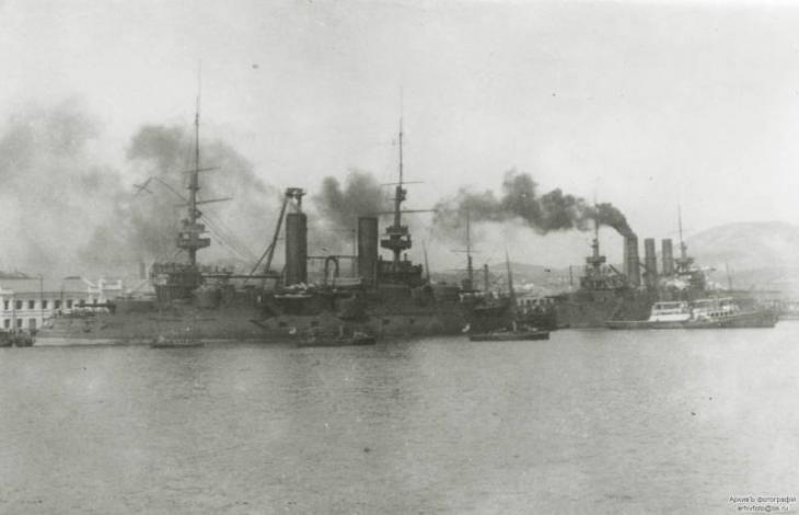 Бой в жёлтом море 28 июля 1904 г. часть 4. броненосцы в строю, или препирательства о дальнейшей судьбе эскадры