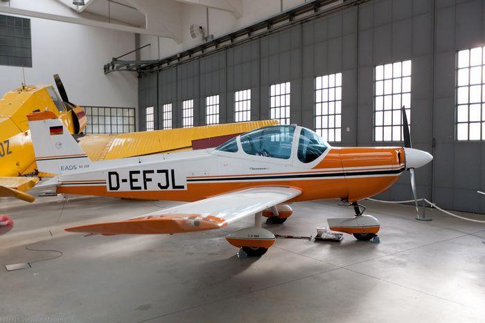 Bolkow bo 209 monsun. технические характеристики. фото.