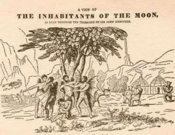 Большое лунное надувательство часть 3