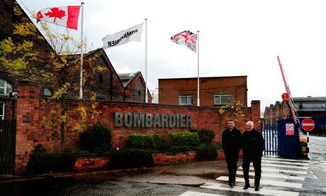 Bombardier (бомбардье) - авиастроитель канады. самолеты bombardier.