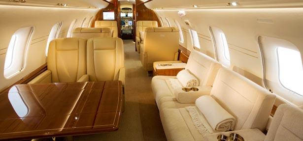 Bombardier challenger 605. характеристики и фото.