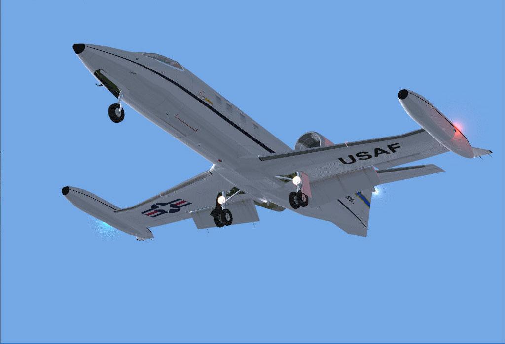Bombardier learjet 25. фото. технические характеристики.