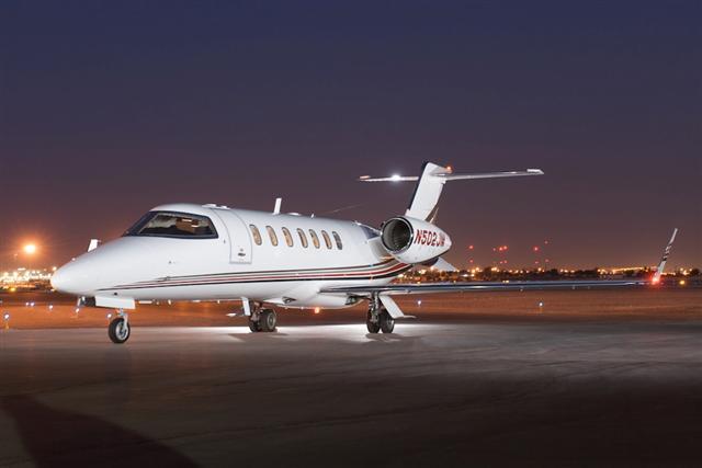 Bombardier learjet 40. фото. характеристики. салон.