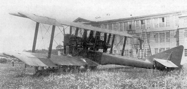 Бомбардировщик 2б-л1 (б-1).