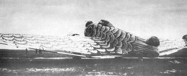 Бомбардировщик к-12 (вс-2).