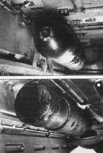 Бомбардировщик-торпедоносец ту-14т.