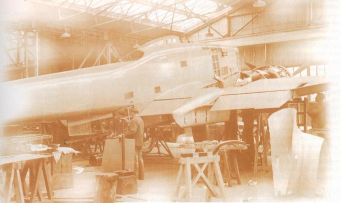 Бомбардировщики-разведчики breguet 460/462 vultur. франция часть 1