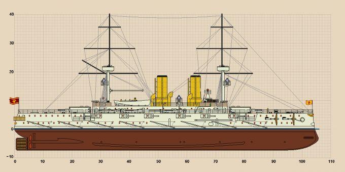 Броненосные крейсера типа айгайон (phoenix purpura)