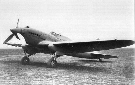 Бронированный штурмовик бш-2 (цкб-57).