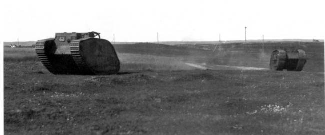 Броня российской империи. часть viii. огромный, неуязвимый и бесполезный –свертяжелый танк типа «громобой»