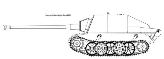 «Бумажные» истребители танков в среднем весе