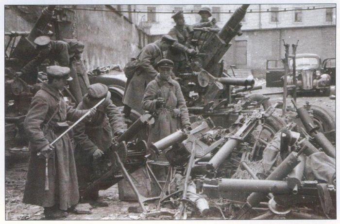Был ли удар в спину: о освобождении западной белоруссии и западной украины в сентябре 1939 года
