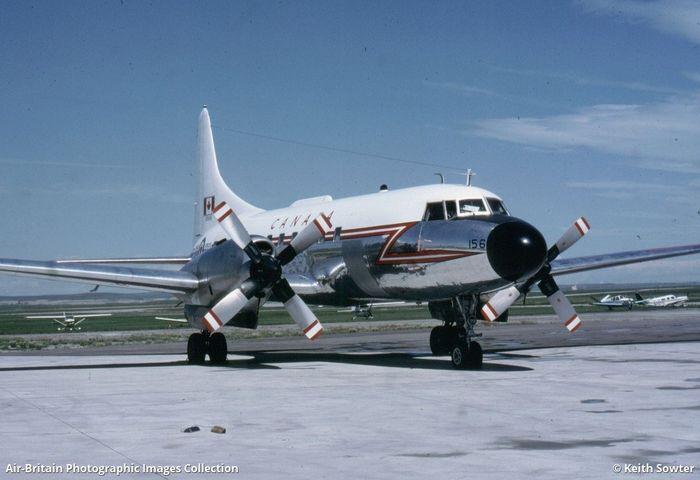 Canadair cc-109 cosmopolitan. технические характеристики. фото.
