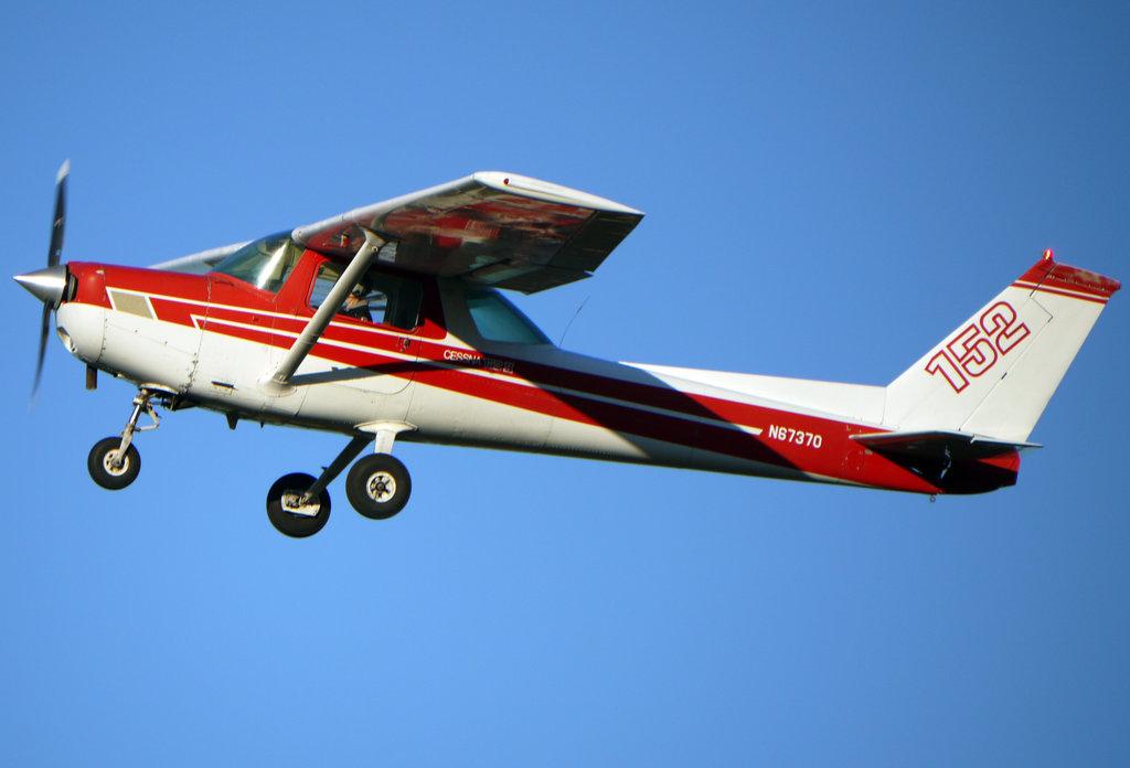 Cessna 152. фото. технические характеристики.