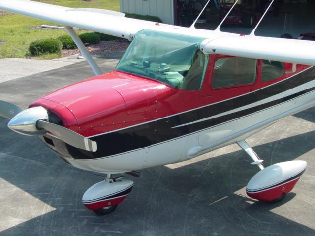 Cessna 175 skylark. фото. технические характеристики. модификации