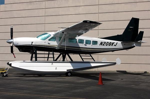 Cessna 208 caravan. фото. видео. схема салона. характеристики. отзывы.
