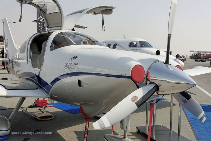 Cessna 30050 corvalis. характеристики. фото