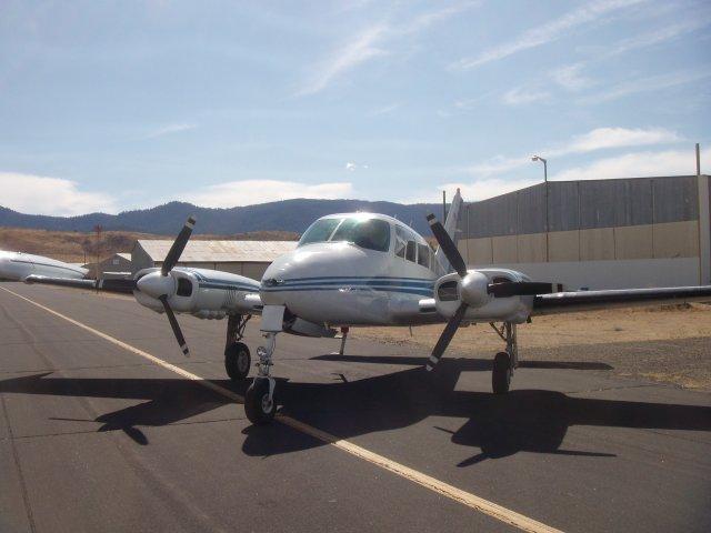 Cessna 320 skyknight. характеристика. фото
