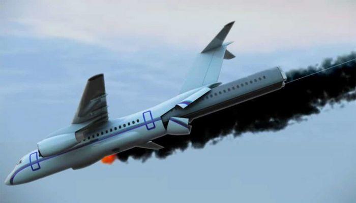 Что делать если самолет падает ?